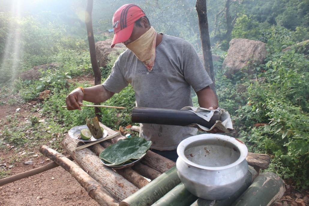 Bamboo Chicken in Andhra Pradesh | Araku