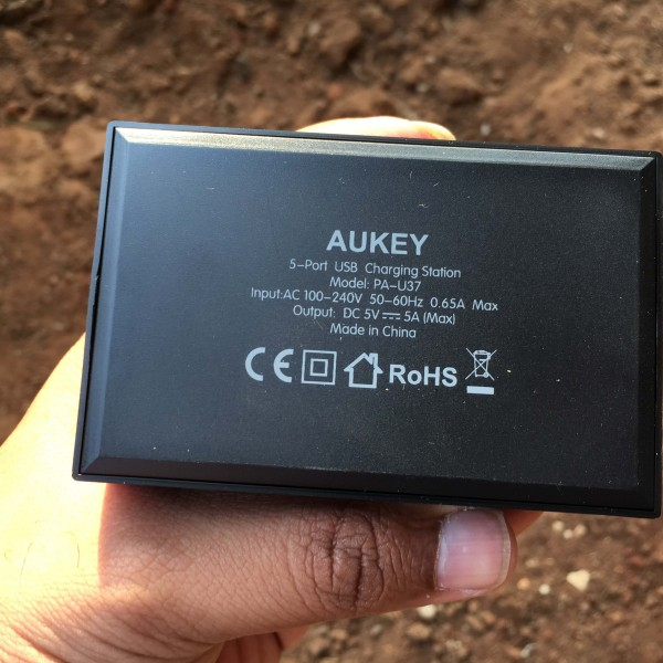 Aukey Charging Station – Review