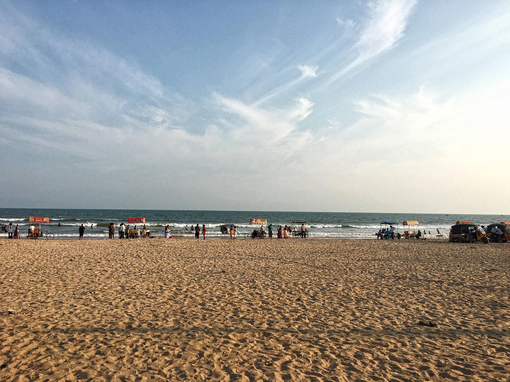 Suryalanka Beach, Andhra Pradesh3