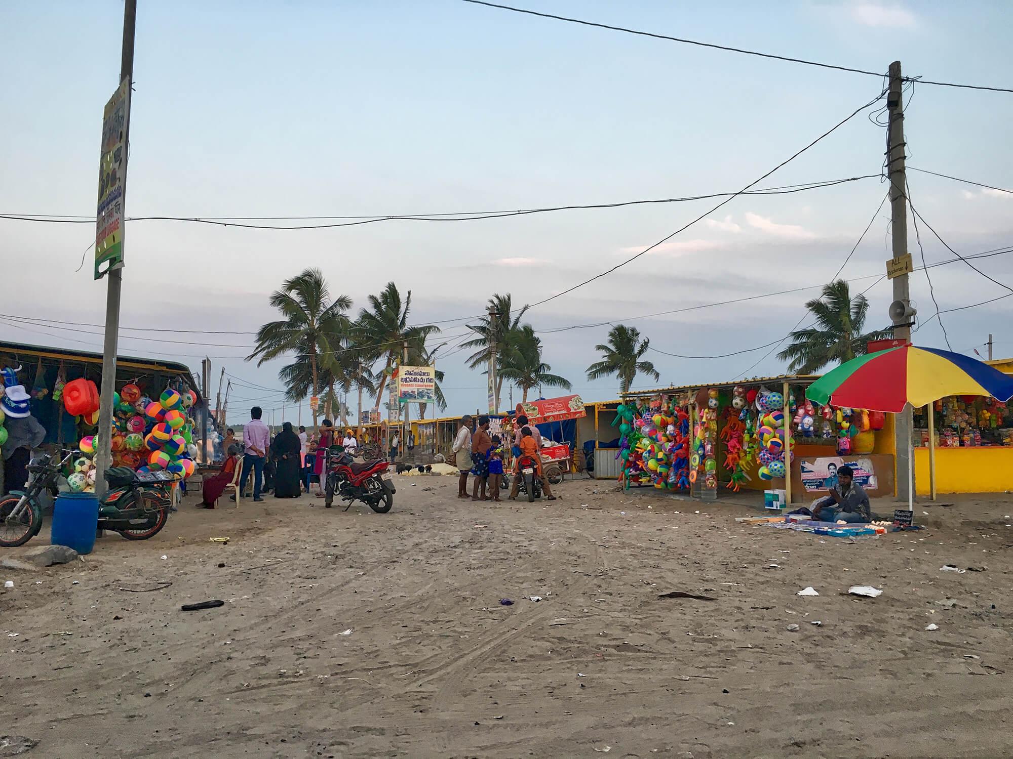 Suryalanka Beach, Andhra Pradesh7