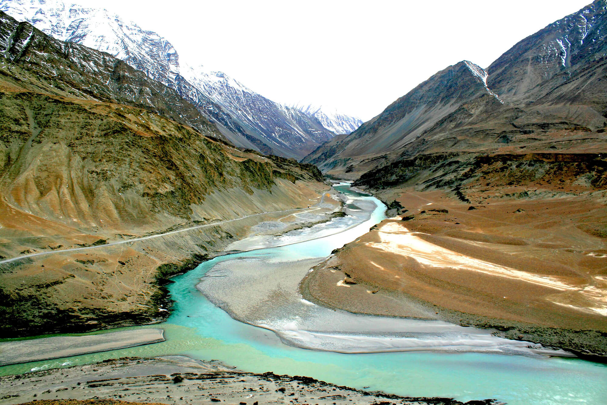 Ladakh – A Time lapse Journey