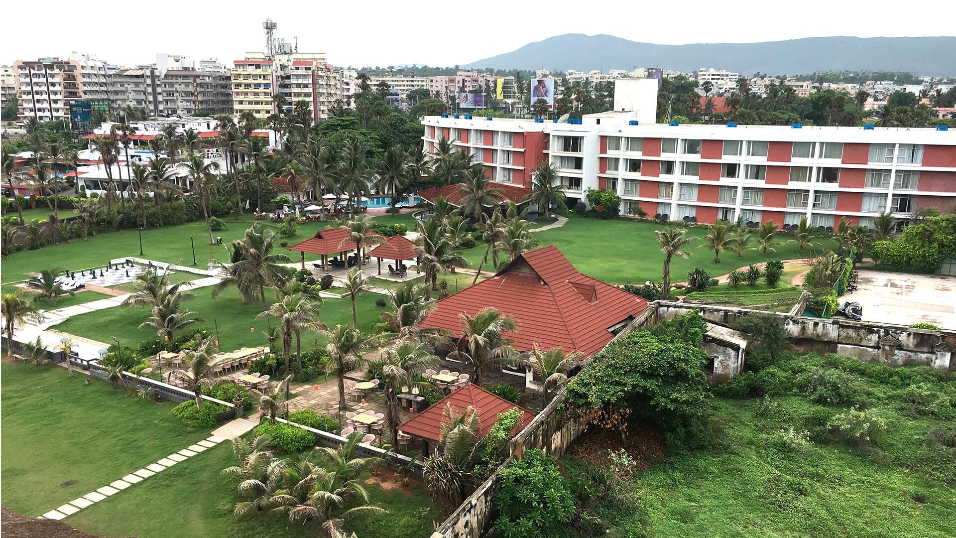 The Park Hotel Vishakapatnam