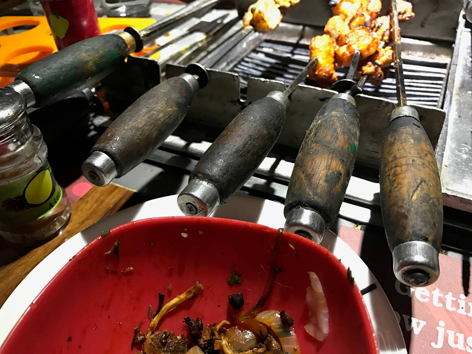 AB's – Absolute Barbecues – All about quantity, not quality!