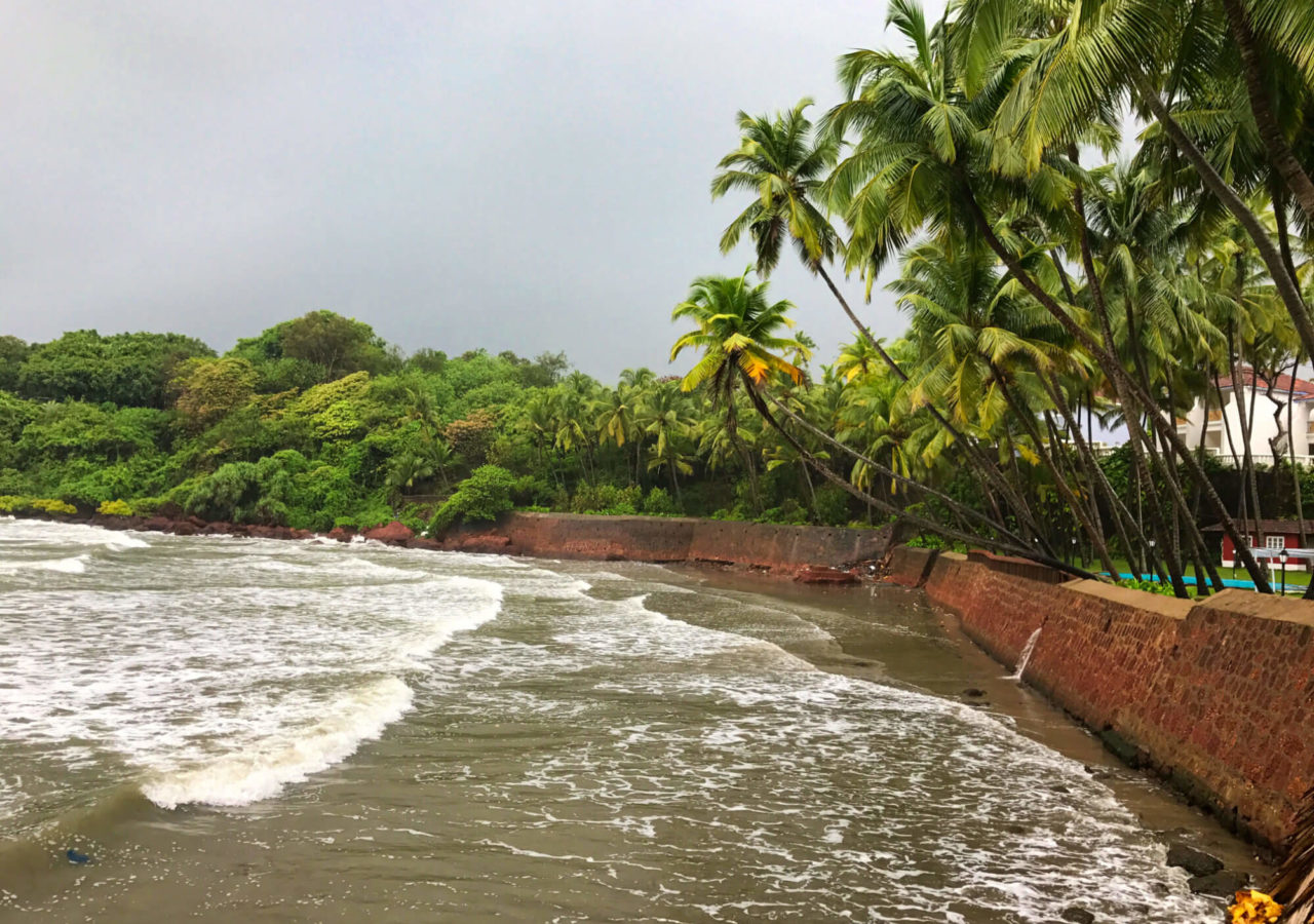Visiting Goa in the Monsoons