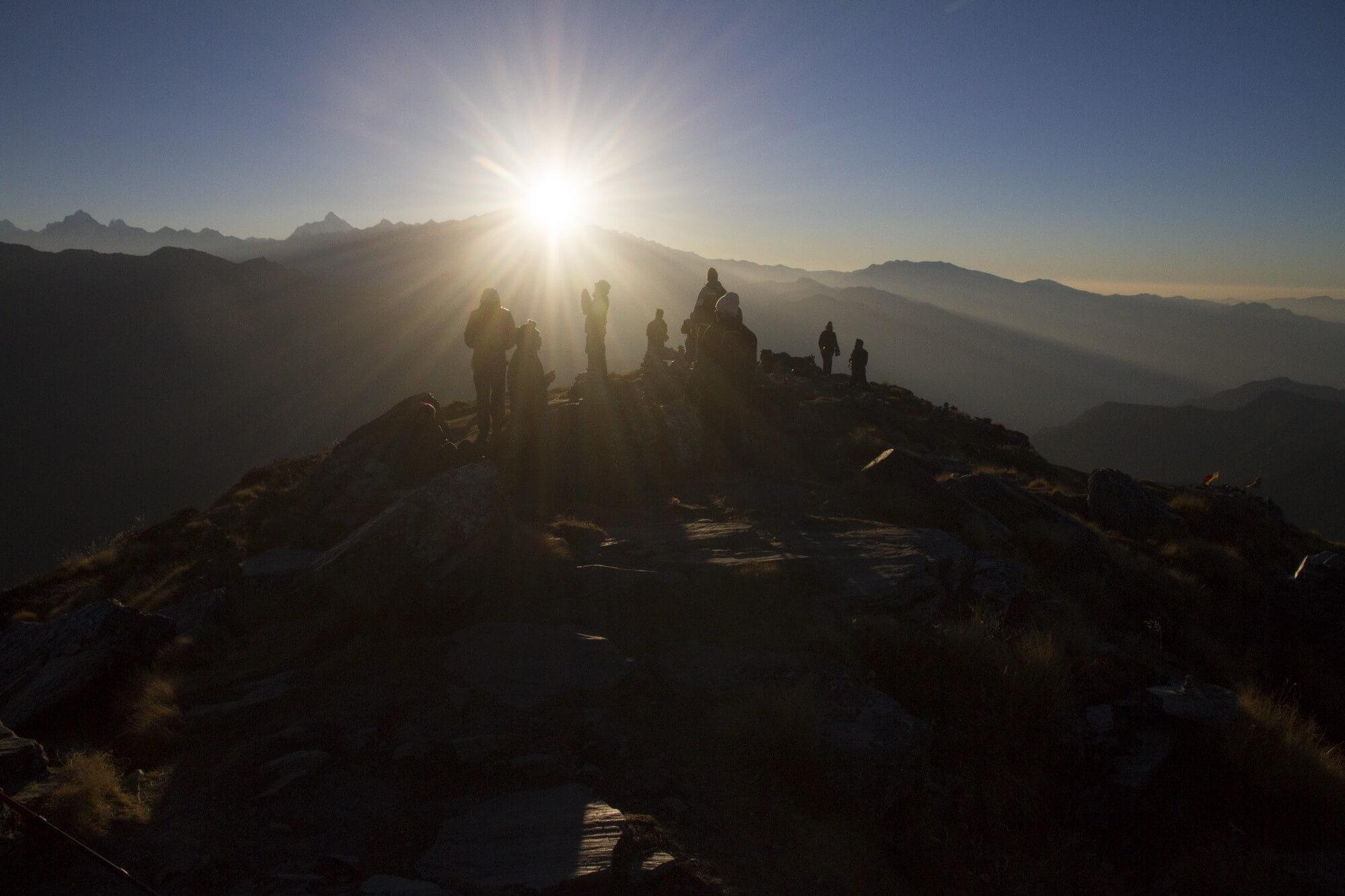 Deoriatal—Chandrashila Peak Trek